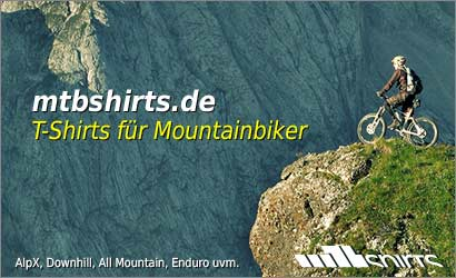 MTBshirts.de - T-Shirts für Mountainbiker